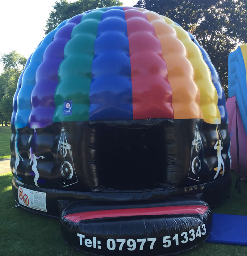 Disco Dome Hire