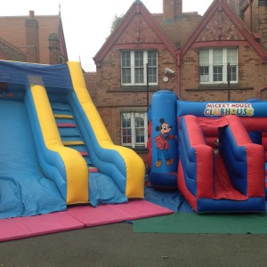Inflatable Mega Slide Hire Redditch