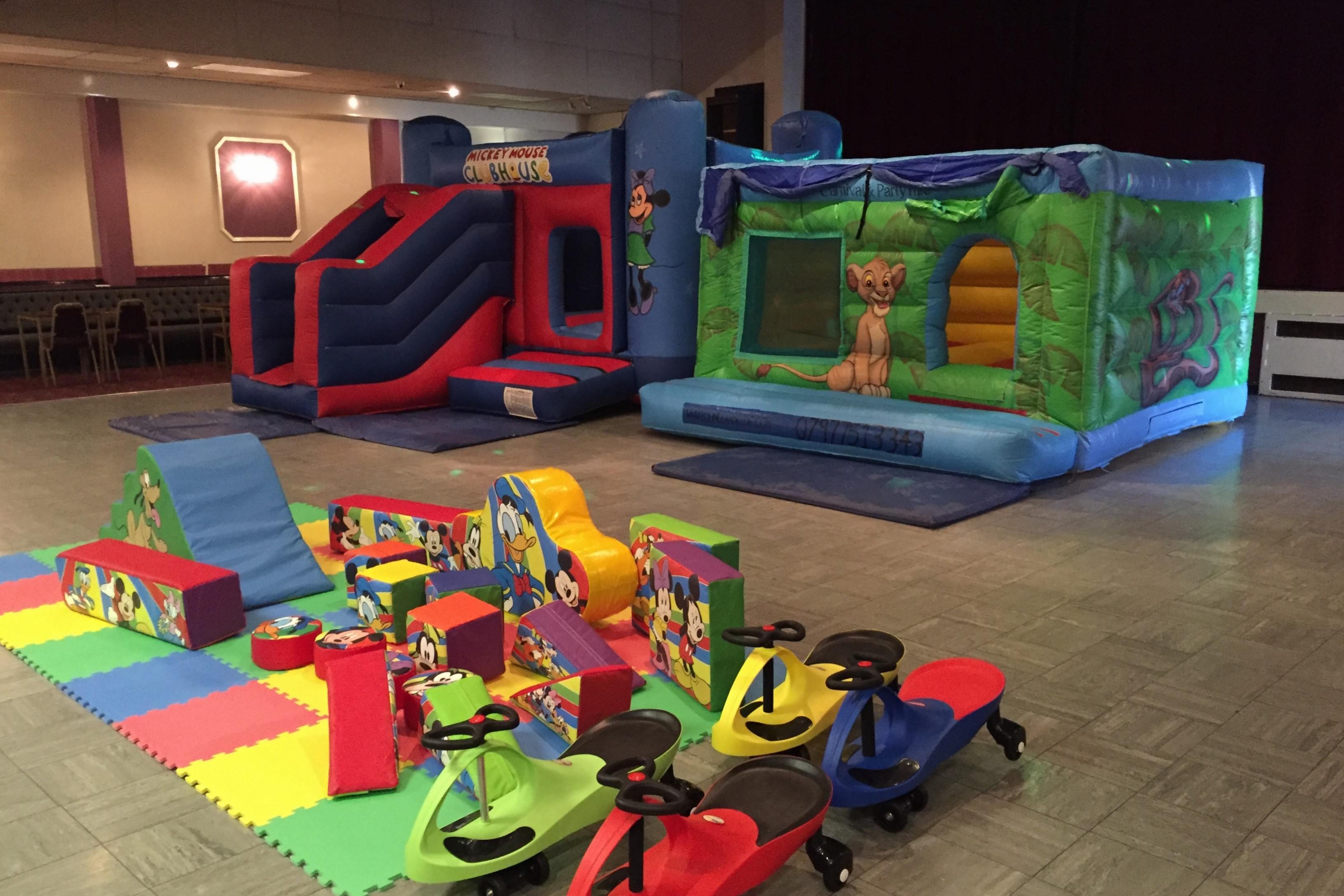 Soft Play Hire Redditch