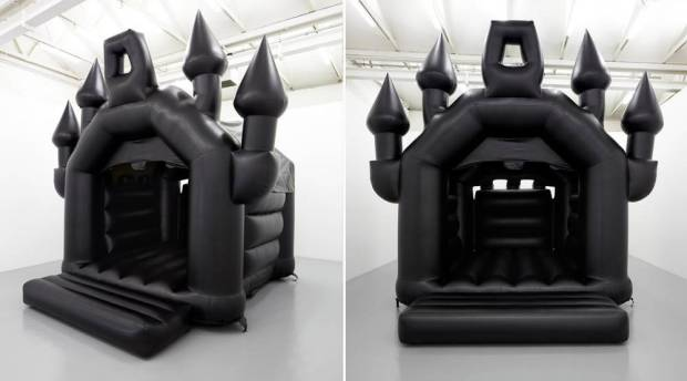 Goth Bouncy Castles