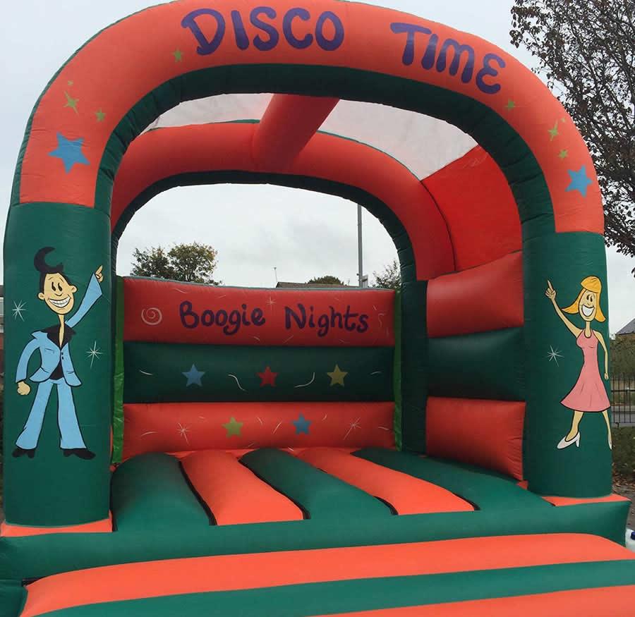disco-time-bouncy-castle-hire