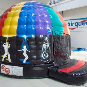 Mini Disco Dome