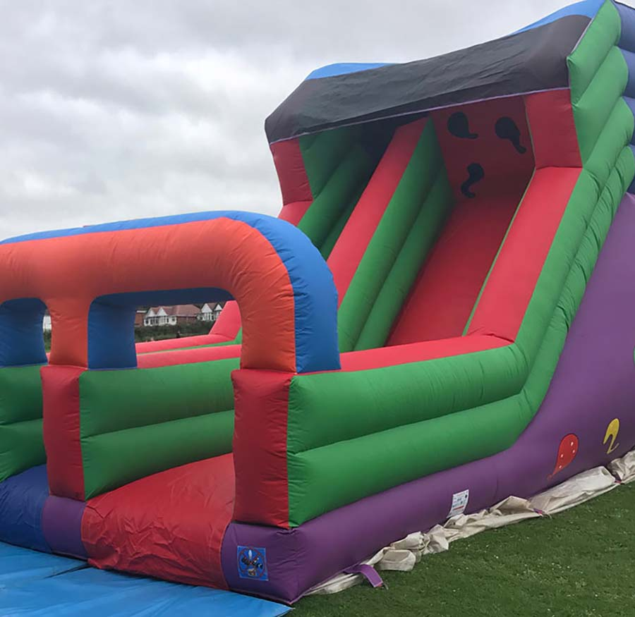 mega-inflatable-slide redditch