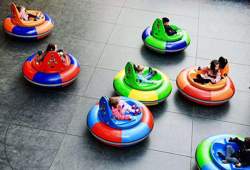 Bumper Cars Hire Bounce And Ride