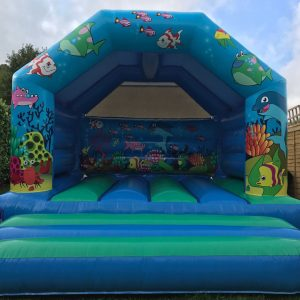 ocean-bouncy-castle-hire