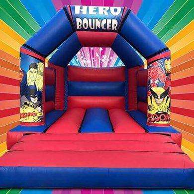 hero-bouncy-castle